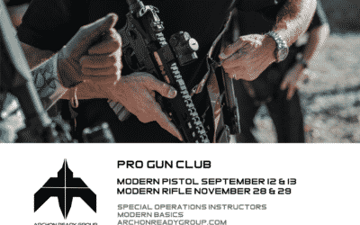 Archon Ready Group – Modern Rifle Class
