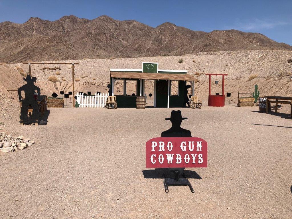 Cowboy Shooting Range