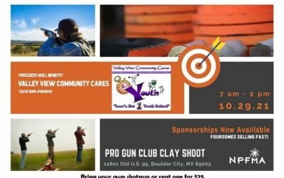 NPFMA Sporting Clay Event